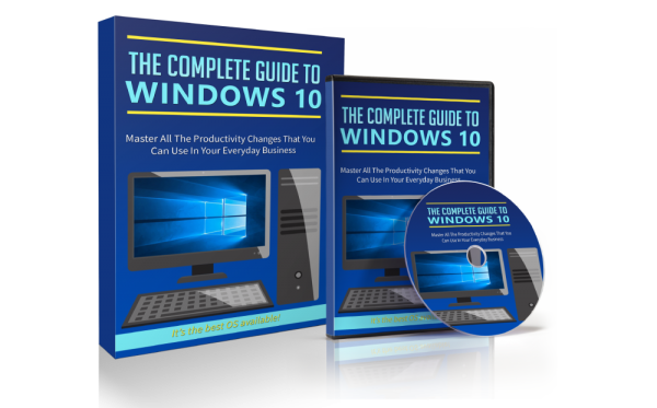 the complete guide to windows 10
